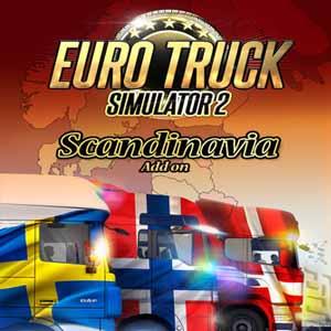 Comprar Euro Truck Simulator 2 Scandinavia CD Key Comparar Precios