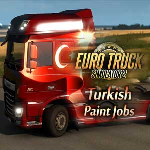 Comprar Euro Truck Simulator 2 Turkish Paint Jobs Pack CD Key Comparar Precios