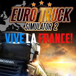 Comprar Euro Truck Simulator 2 Vive la France CD Key Comparar Precios