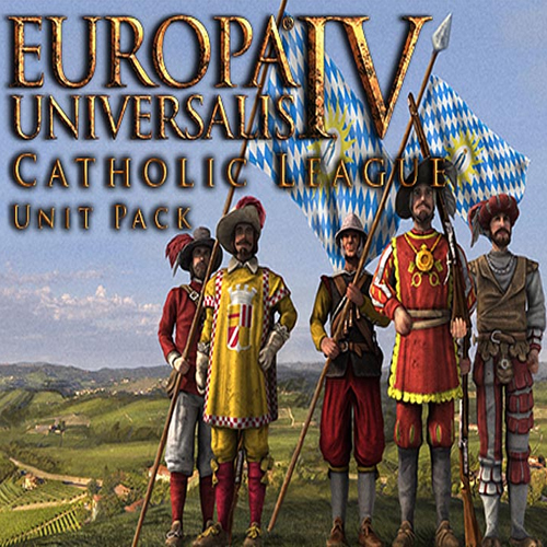 Comprar Europa Universalis 4 Catholic League Unit Pack CD Key Comparar Precios