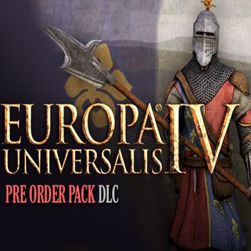 Comprar Europa Universalis 4 DLC Pre-Order Pack CD Key Comparar Precios