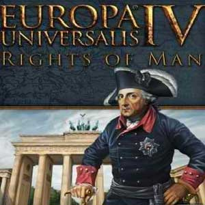 Comprar Europa Universalis 4 Rights of Man CD Key Comparar Precios