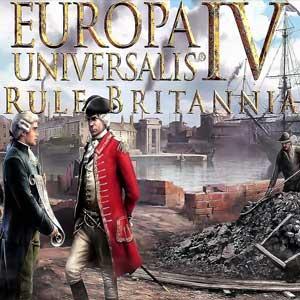 Comprar Europa Universalis 4 Rule Britannia CD Key Comparar Precios