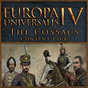 Comprar Europa Universalis 4 The Cossacks Content Pack CD Key Comparar Precios