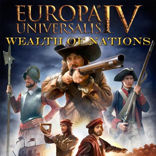 Comprar Europa Universalis 4 Wealth of Nations CD Key Comparar Precios