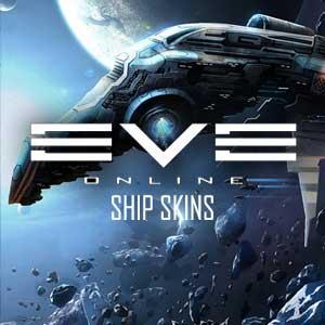 EVE Online 4 Ship Skins