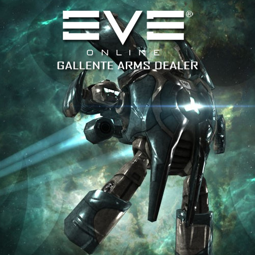 Comprar EVE Online Gallente Arms Dealer CD Key Comparar Precios