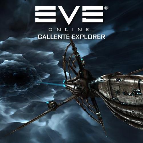 Comprar EVE Online Gallente Explorer CD Key Comparar Precios