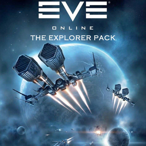 Comprar Eve Online The Explorer Pack CD Key Comparar Precios