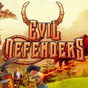 Comprar Evil Defenders CD Key Comparar Precios