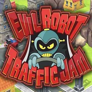 Evil Robot Traffic Jam HD