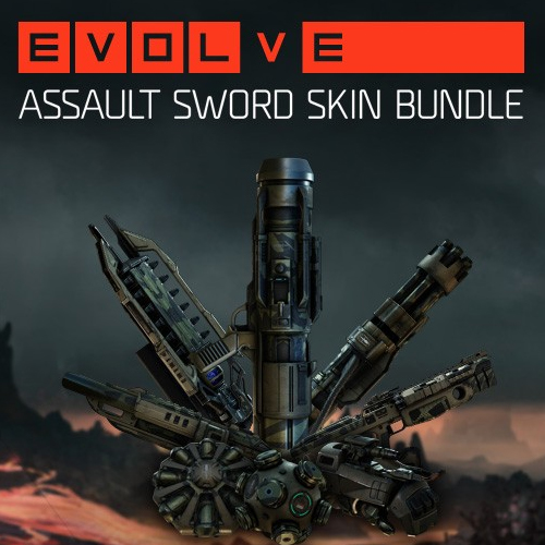 Comprar Evolve Assault Sword Skin Pack CD Key Comparar Precios