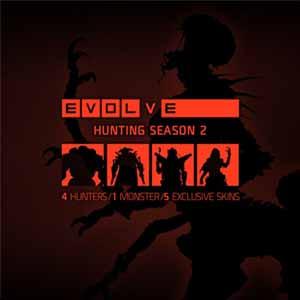 Comprar Evolve Hunting Season 2 CD Key Comparar Precios
