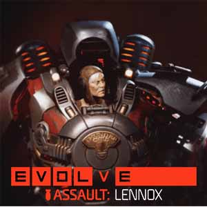 Comprar Evolve Lennox Hunter CD Key Comparar Precios