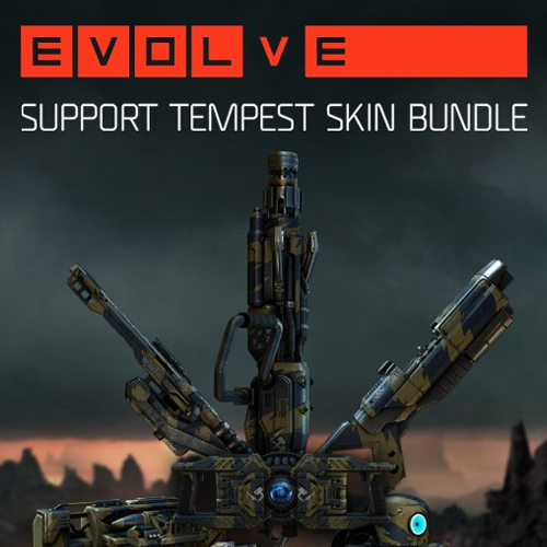 Comprar Evolve Support Tempest Skin Pack CD Key Comparar Precios