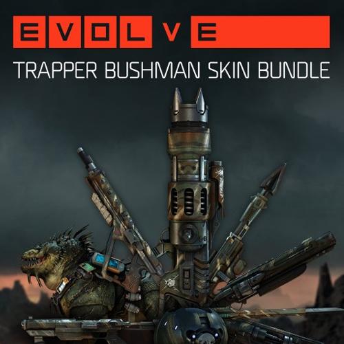 Comprar Evolve Trapper Bushman Skin Pack CD Key Comparar Precios