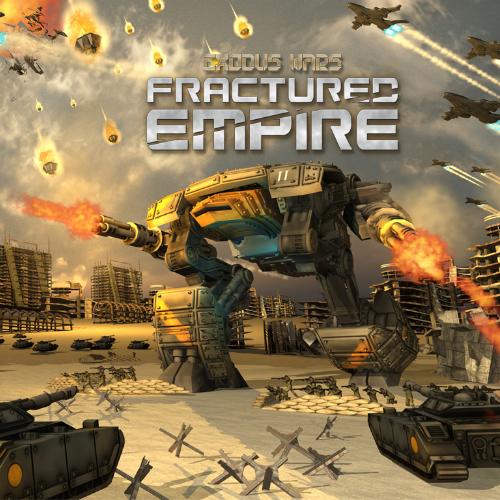 Comprar Exodus Wars Fractured Empire CD Key Comparar Precios