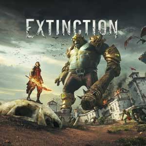 Comprar Extinction PS4 Code Comparar Precios