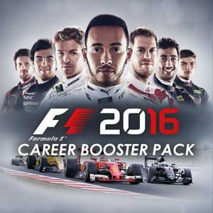 Comprar F1 2016 Career Booster Pack CD Key Comparar Precios