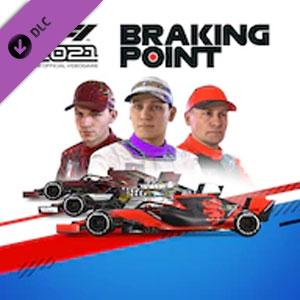 Comprar F1 2021 Braking Point Content Pack Ps4 Barato Comparar Precios