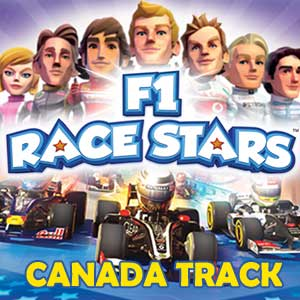 Comprar F1 Race Stars Canada Track CD Key Comparar Precios