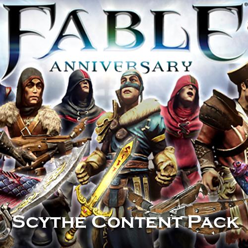 Comprar Fable Anniversary Scythe Content Pack CD Key Comparar Precios