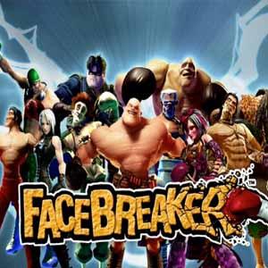 Comprar FaceBreaker Xbox 360 Code Comparar Precios