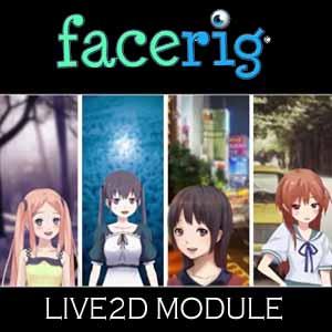 Comprar FaceRig Live2D Module CD Key Comparar Precios