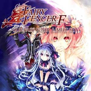 Comprar Fairy Fencer F Surpass Your Limits Set CD Key Comparar Precios