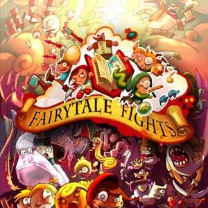 Comprar Fairytale Fights Xbox 360 Code Comparar Precios