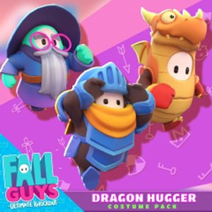 Fall Guys Ultimate Knockout Dragon Hugger Costume Pack