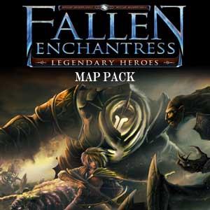 Comprar Fallen Enchantress Legendary Heroes Map Pack CD Key Comparar Precios