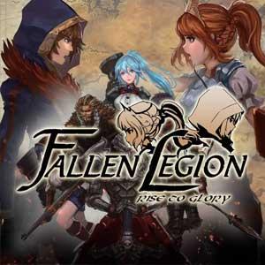 Comprar Fallen Legion Rise To Glory Nintendo Switch Barato comparar precios