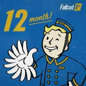 Fallout 1st 12 Meses Suscripción