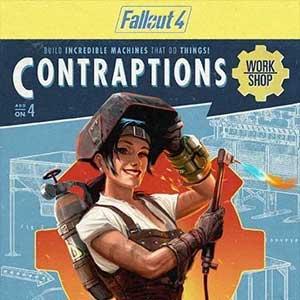 Comprar Fallout 4 Contraptions Workshop CD Key Comparar Precios