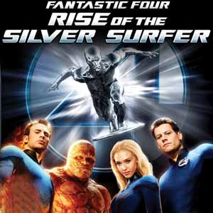 Comprar Fantastic Four Rise of the Silver Surfer PS3 Code Comparar Precios