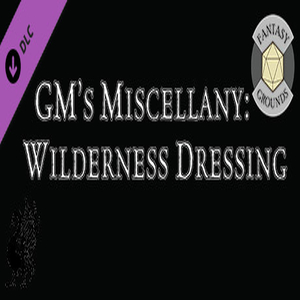 Fantasy Grounds GMS Miscellany Wilderness Dressing