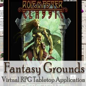 Comprar Fantasy Grounds Rolemaster CD Key Comparar Precios
