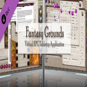 Fantasy Grounds Ultimate Upgrade