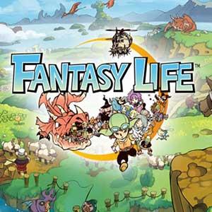 Comprar Fantasy Life Nintendo 3DS Descargar Código Comparar precios