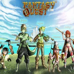 Comprar Fantasy Quest CD Key Comparar Precios