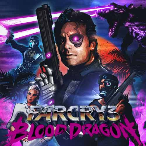 Descargar Far Cry 3 Blood Dragon - key Steam