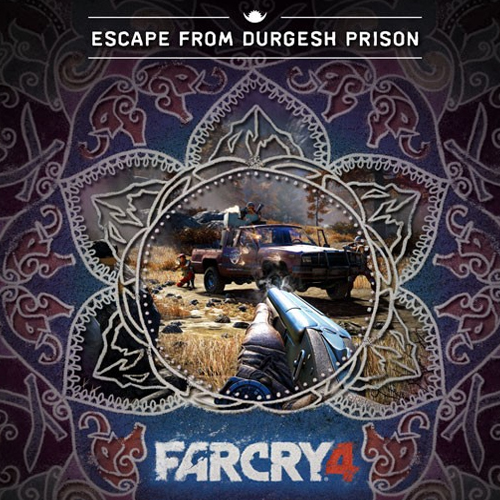 Comprar Far Cry 4 Escape from Durgesh Prison CD Key Comparar Precios