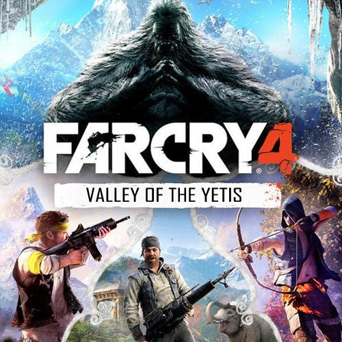 Comprar Far Cry 4 Valley of the Yetis CD Key Comparar Precios