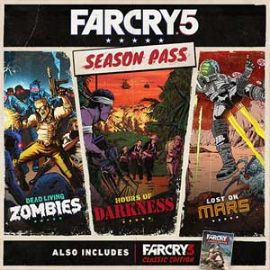 Comprar Far Cry 5 Season Pass Ps4 Barato Comparar Precios