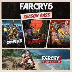 Comprar Far Cry 5 Season Pass Xbox One Barato Comparar Precios