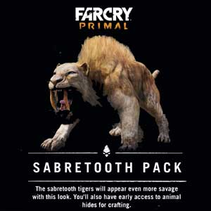 Comprar Far Cry Primal Sabretooth Pack CD Key Comparar Precios