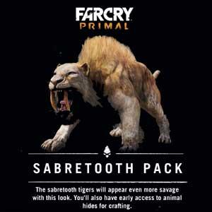 Comprar Far Cry Primal Sabretooth Pack CD Key Comparar Precios