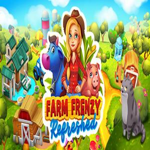 Comprar Farm Frenzy Refreshed CD Key Comparar Precios