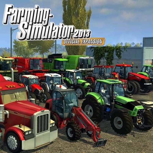 Descargar Farming Simulator 2013 Official Expansion - PC key Steam